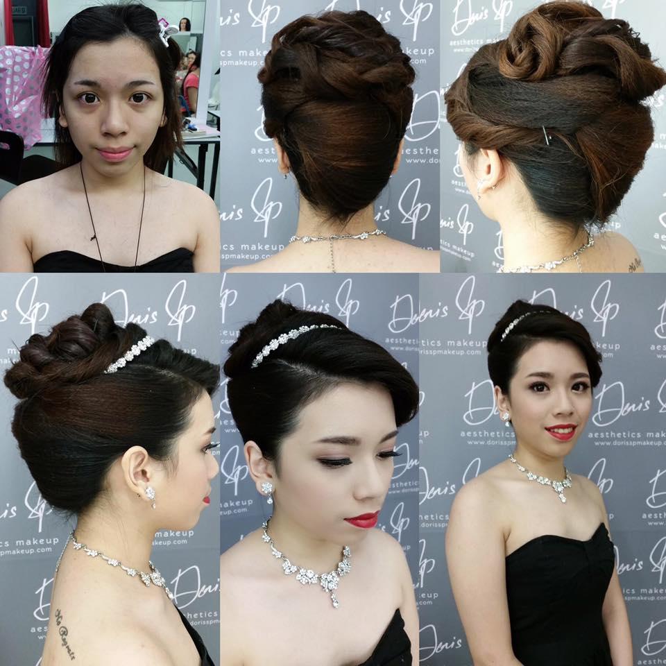 makeup artist malaysia Celeste Phuah Make-Up. Source.