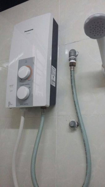 Is Your Instant Shower Heater an Electrocution Hazard? Wiring Water Heater on