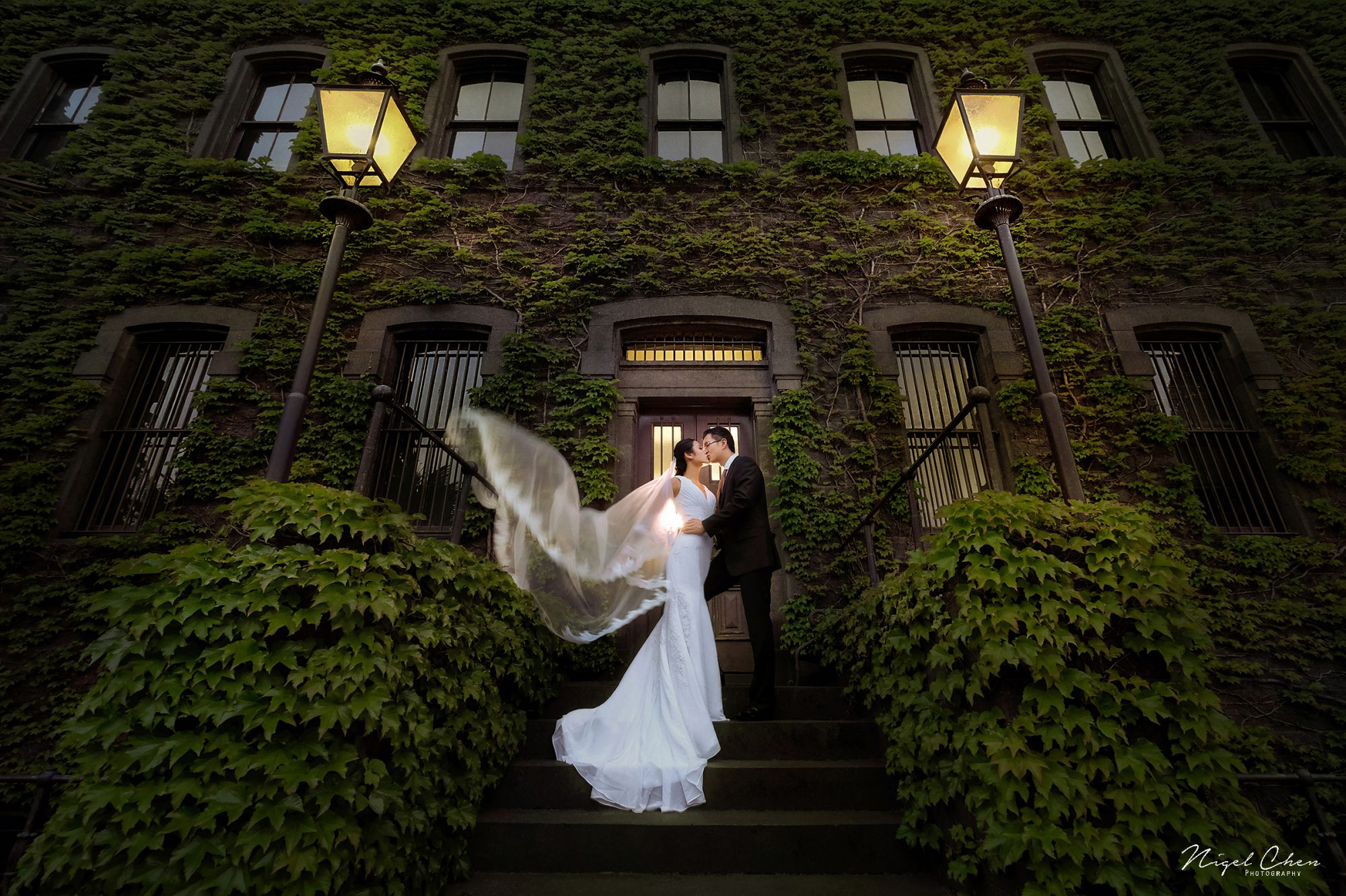 Pre-wedding photography by Nigel Chen Photography.