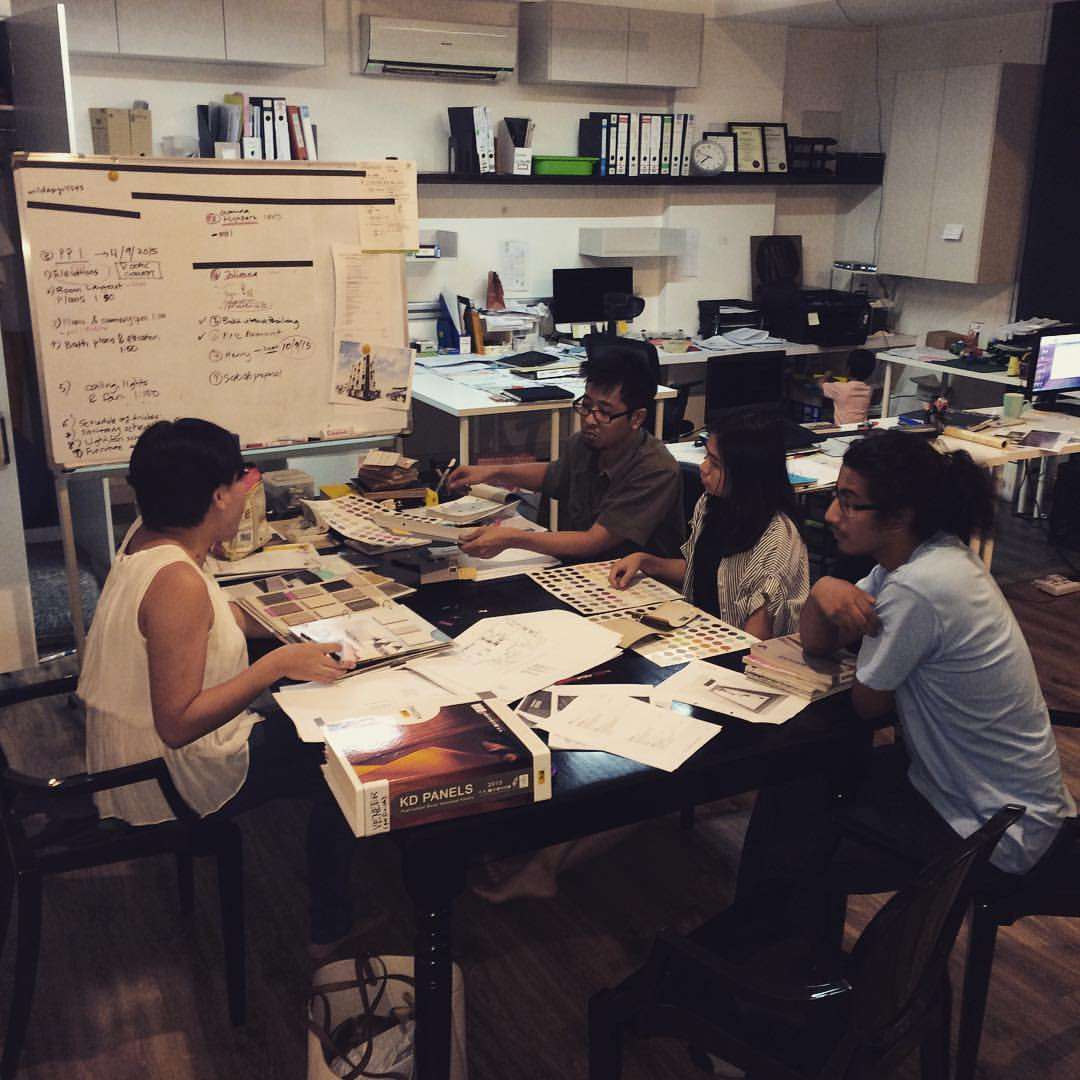 What malaysians need to know about the interior design process for Interior design process