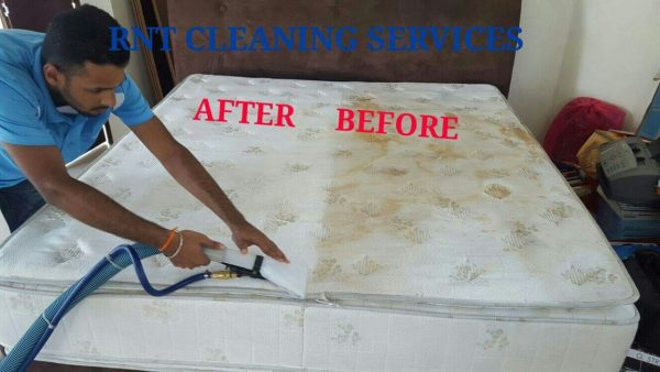 Mattress cleaning to minimise an unhealthy home environment caused by dust mites. Cleaning by RNT CLEANING SERVICES. Source.