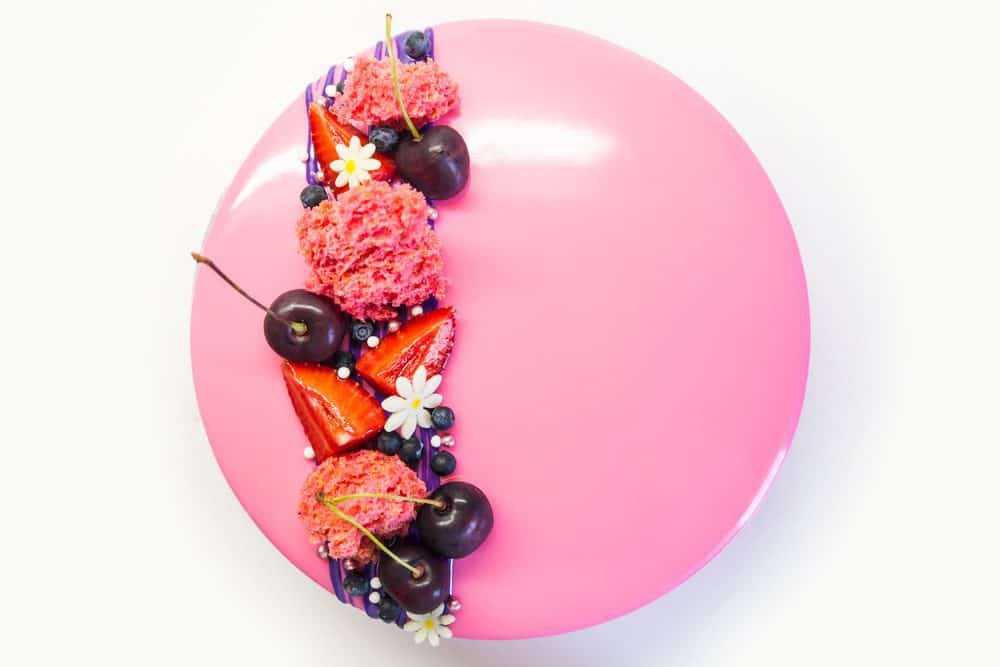 Mirror Glaze Cake Designs That Will Make You Drool