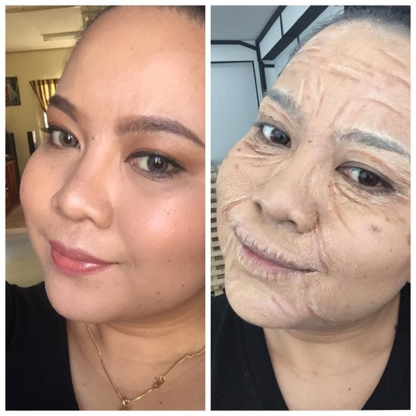 Aged makeup by angelinalbinus. Source.