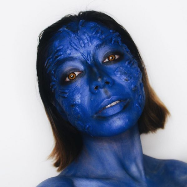 Mystique by yeahmin__. Source.