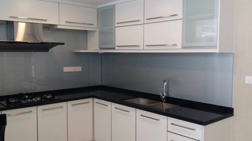 black n white kitchen cabinet 20 popular kitchen cabinet designs in malaysia recommend 12422