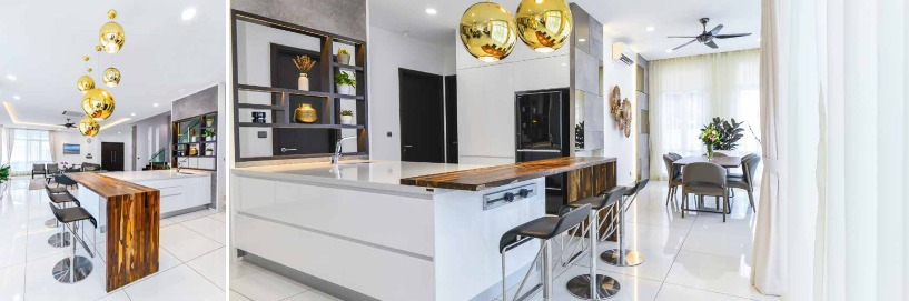 Kitchen Design Malaysia 20 popular kitchen cabinet designs in malaysia - recommend living