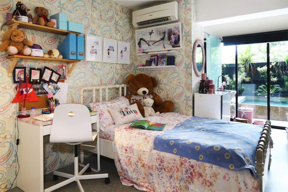 Mom Spends RM12,500 On Children's Room Design in Taman Sri Hartamas