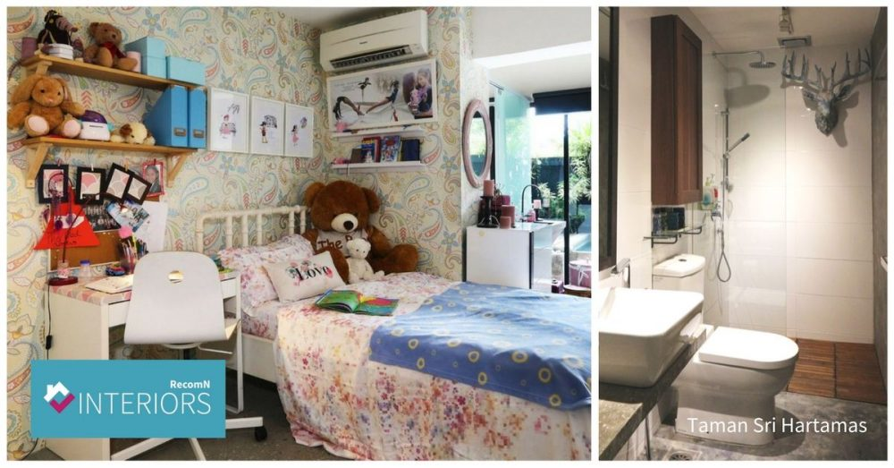 Mom Spends RM12,500 On Children's Room Design in Taman Sri Hartamas
