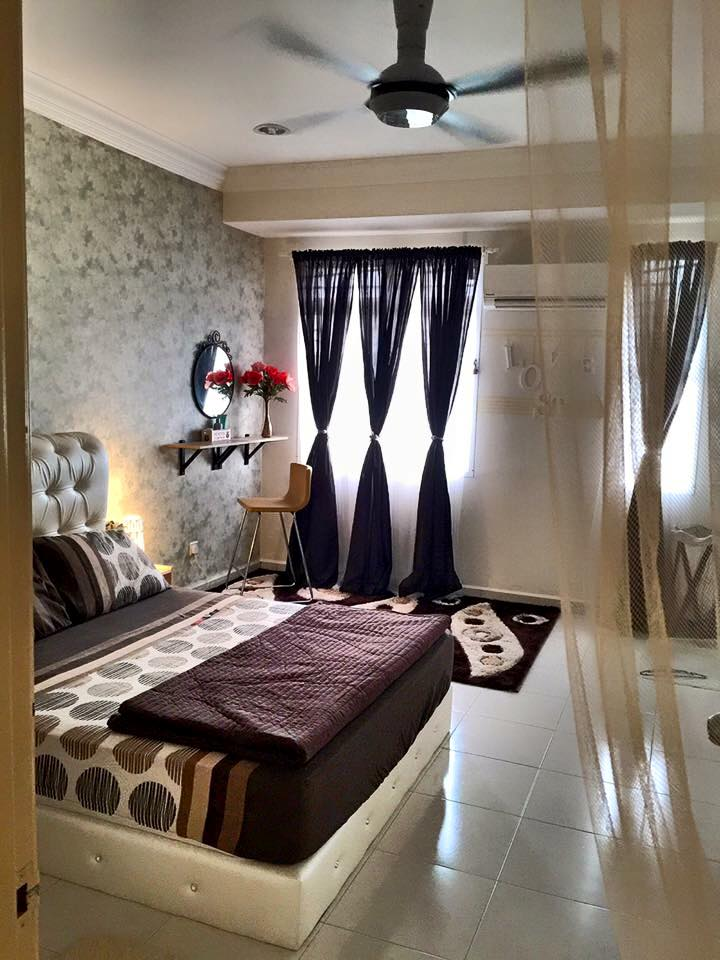 Delightful Anis Syuhada Also Did The Interior Design For This Studio Apartment That  Screams U201cIKEA!u201d At Every Corner. Complete With Compact Kitchen Design And  Practical ...