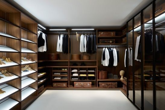 13 Walk-In Wardrobe Designs For Your Home