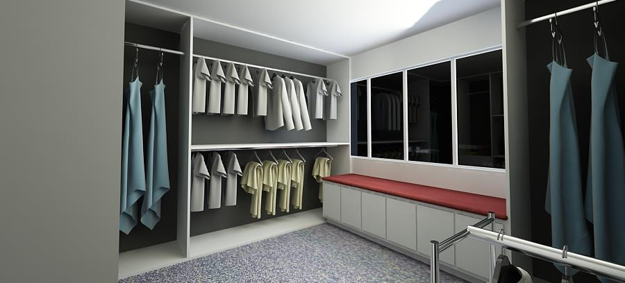 13 Walk In Wardrobe Designs For Your Home