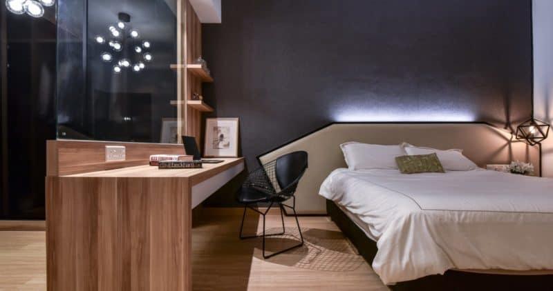 Moonlit Inspiration. Bedroom