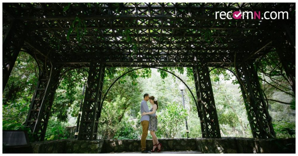 Most Beautiful Places Pre-Wedding Photos Malaysia