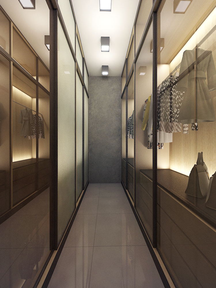 13 Walk In Wardrobe Designs For Your Home Recommend My