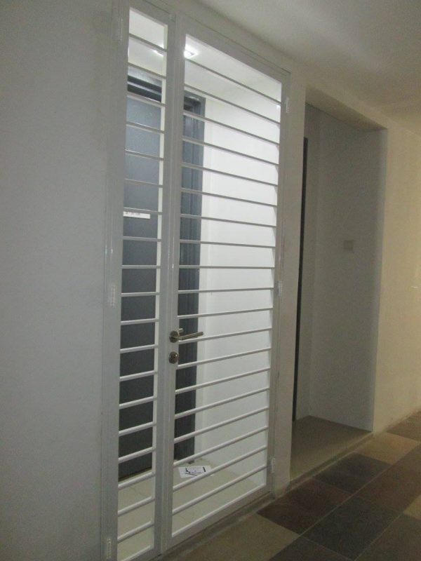 Front door grille by ml engineering