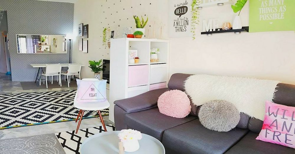 Awesome IKEA-Inspired Decor in 8 Malaysian Homes - Recommend LIVING