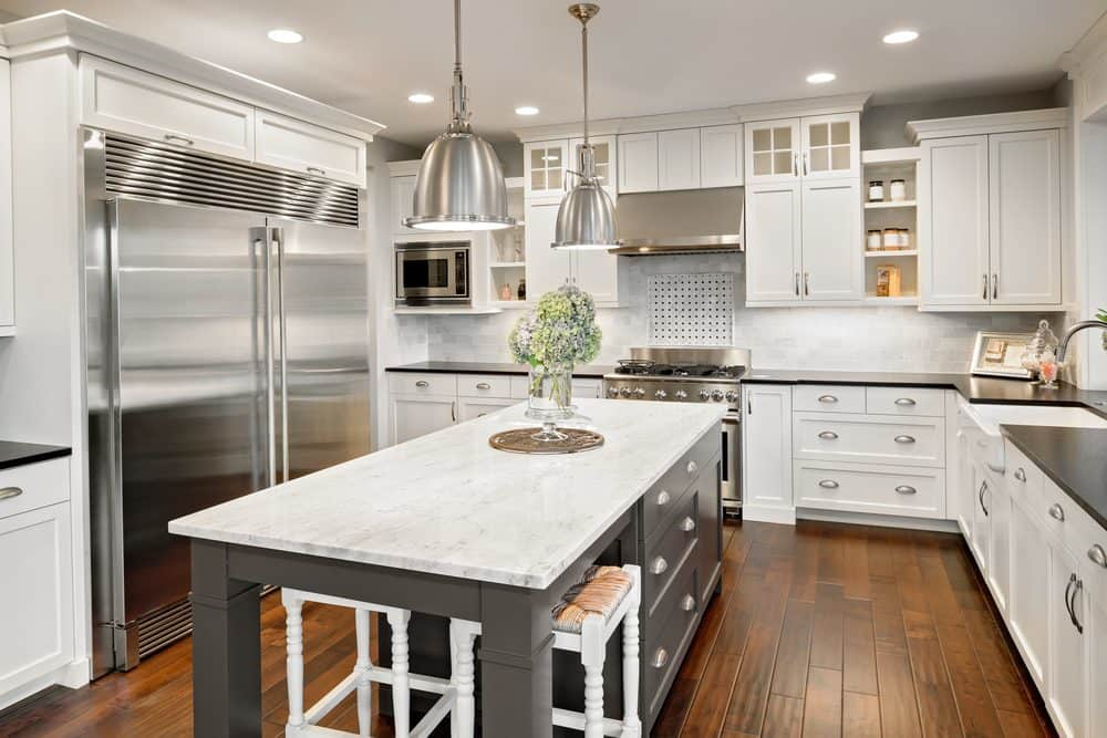 8 Ways To Make A Small Kitchen Look Bigger