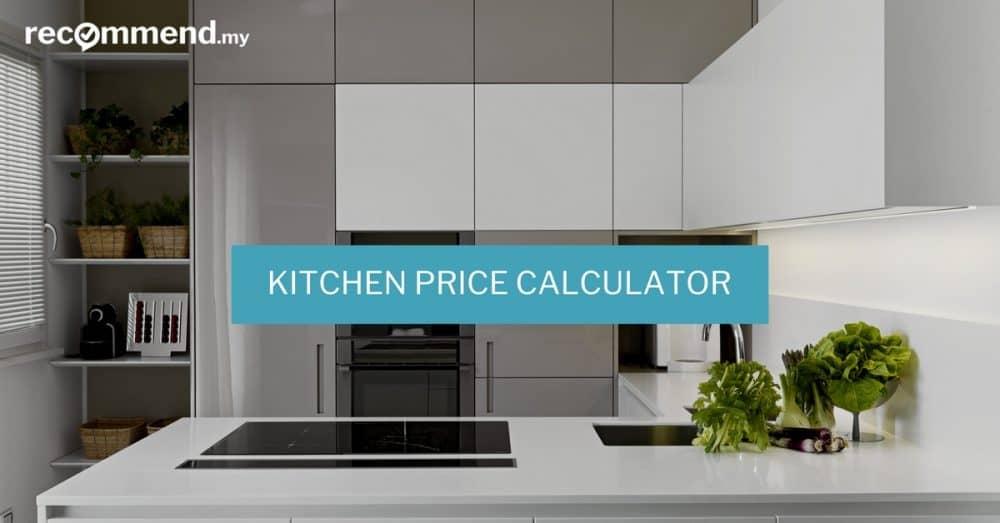 kitchen renovation price estimator recommend living