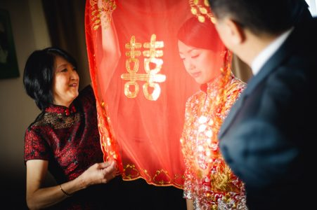 The Meaning Behind 9 Chinese Wedding Traditions