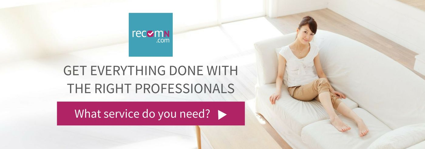 RecomN.com - Get everything done with the right professionals