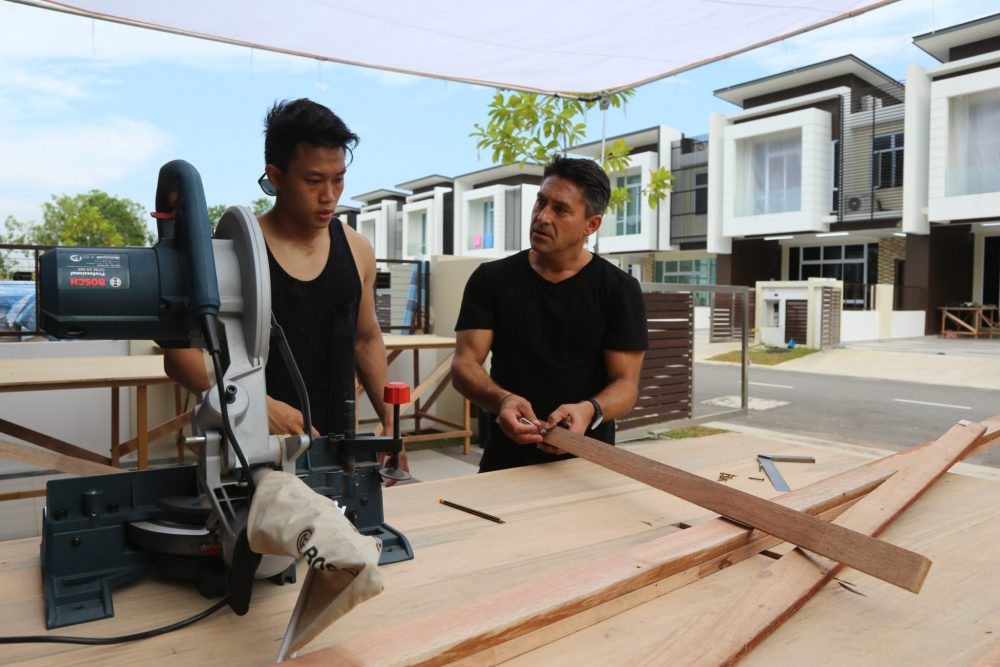 The apartment: rising stars edition - malaysian pair share advice for homeowners