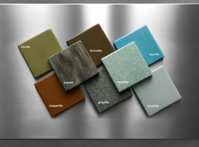 There are an almost infinite number of colours to choose from. Source: handcraftedkitchens.com