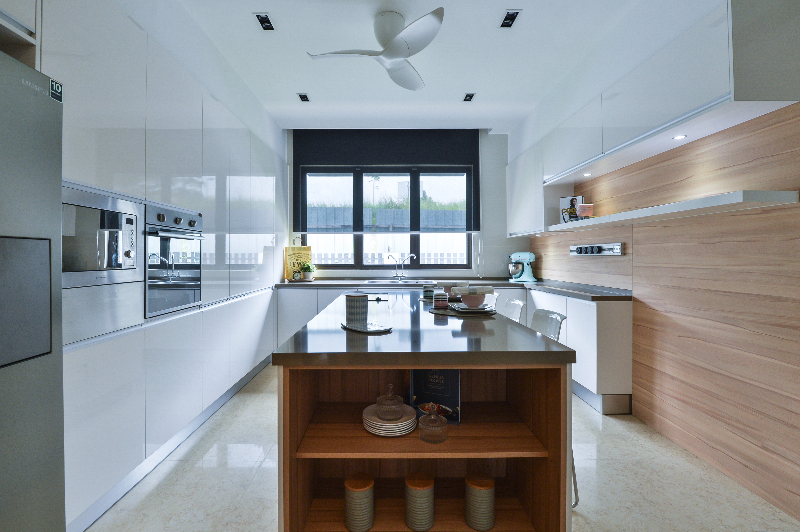 A Basic Guide On Solid Surface Countertops In Malaysian Kitchens Recommend My Living