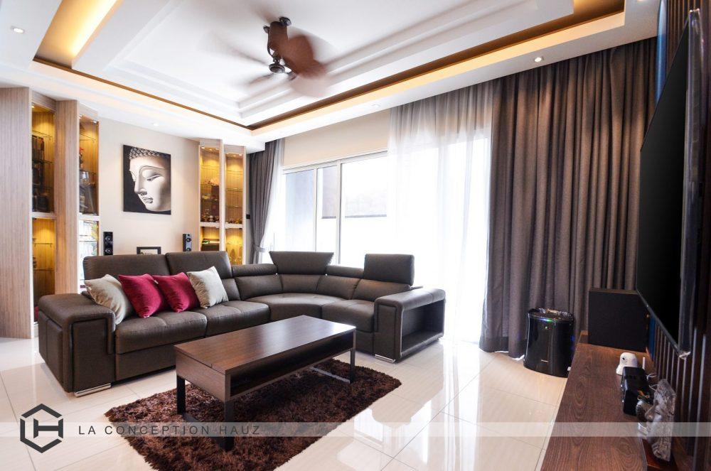 Condominium in Damansara Foresta. Project by: La Conception Hauz