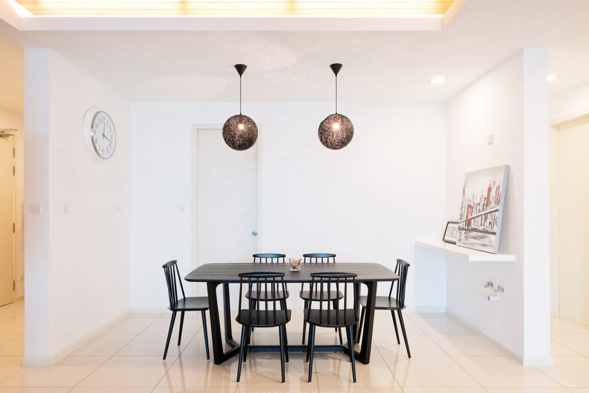 50 Dining Rooms In Malaysia Designed For Family Bonding Recommend My Living