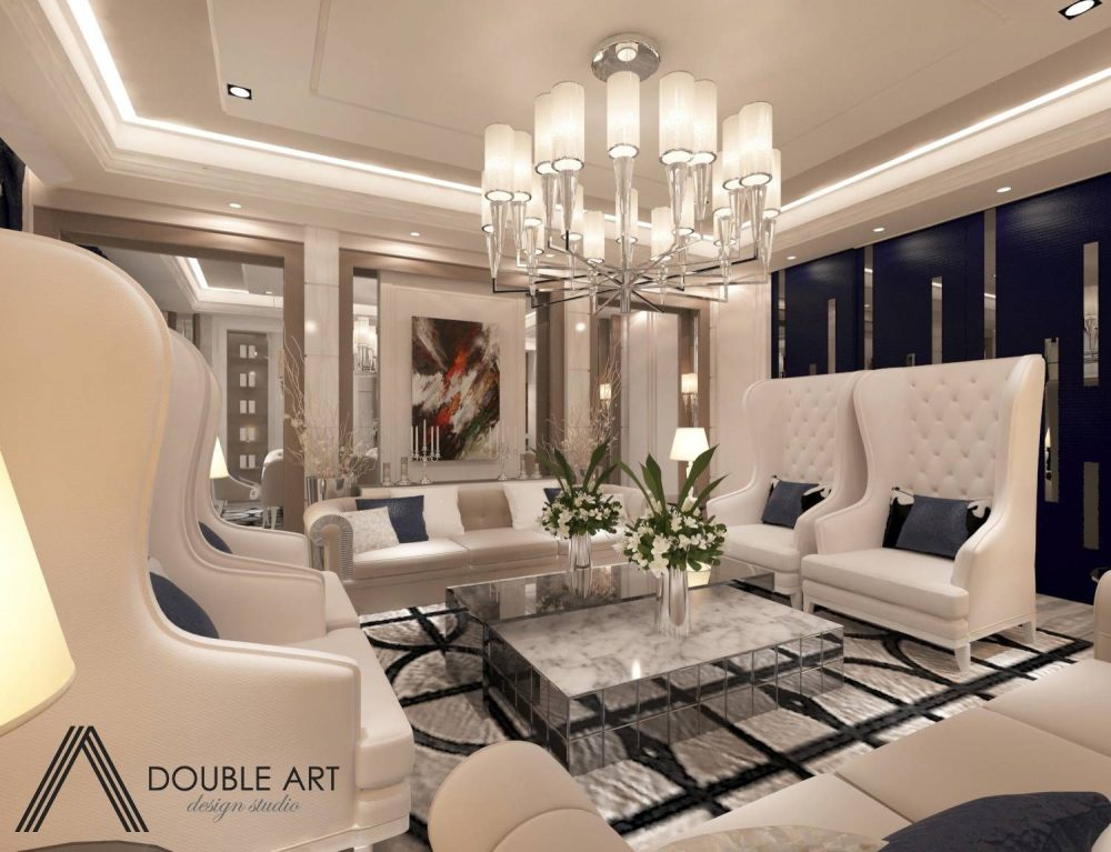 Bungalow in madge mansions ampang hilir project by double art design
