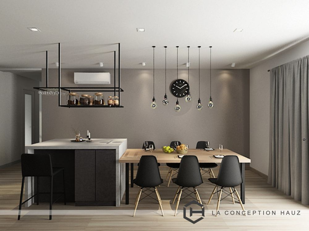 Condominium in Serin Cristal Residence, Cyberjaya by La Conception Hauz
