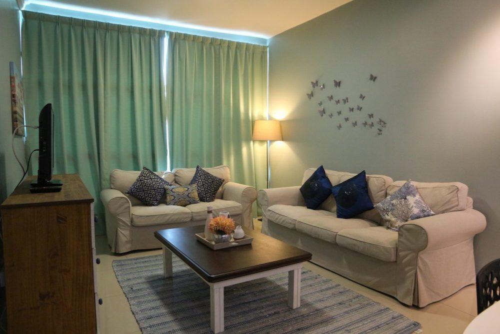 Condominium in Vista Alam, Shah Alam. Project by: bonnieblue-furniture-interiors