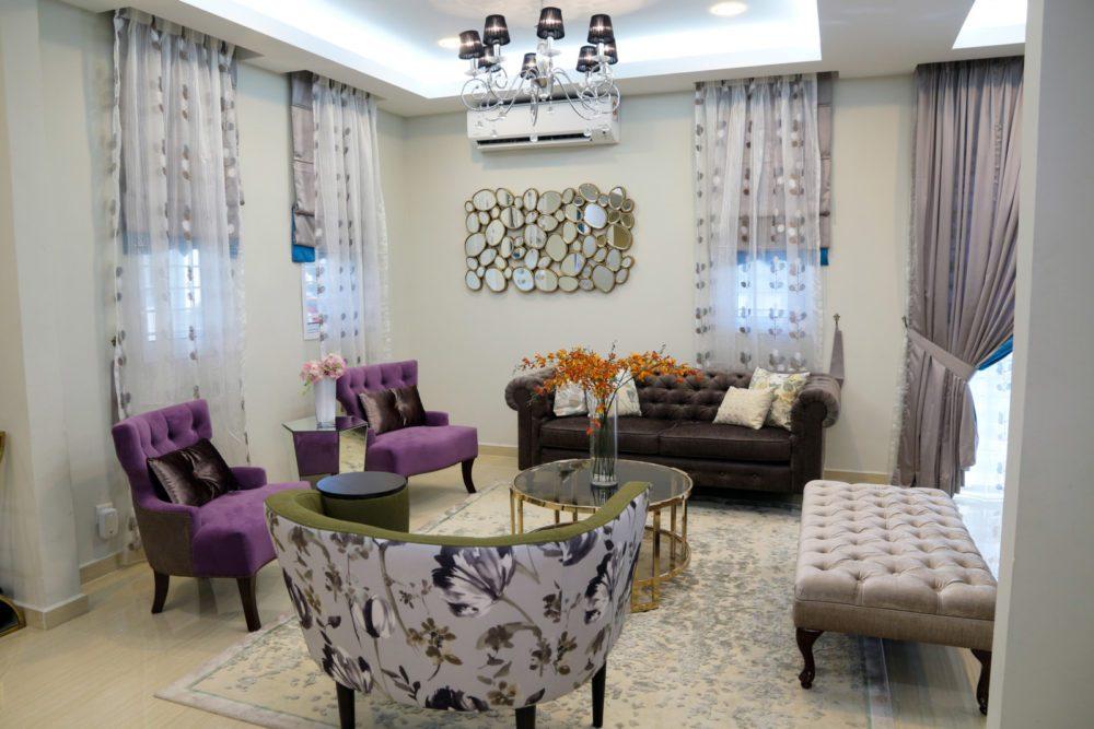 Semi-D at Bandar Baru Bangi. Project by: bonnieblue-furniture-interiors