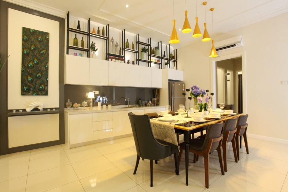 Condominium in Setia Eco Glades, Cyberjaya by Nice Style Interior Design