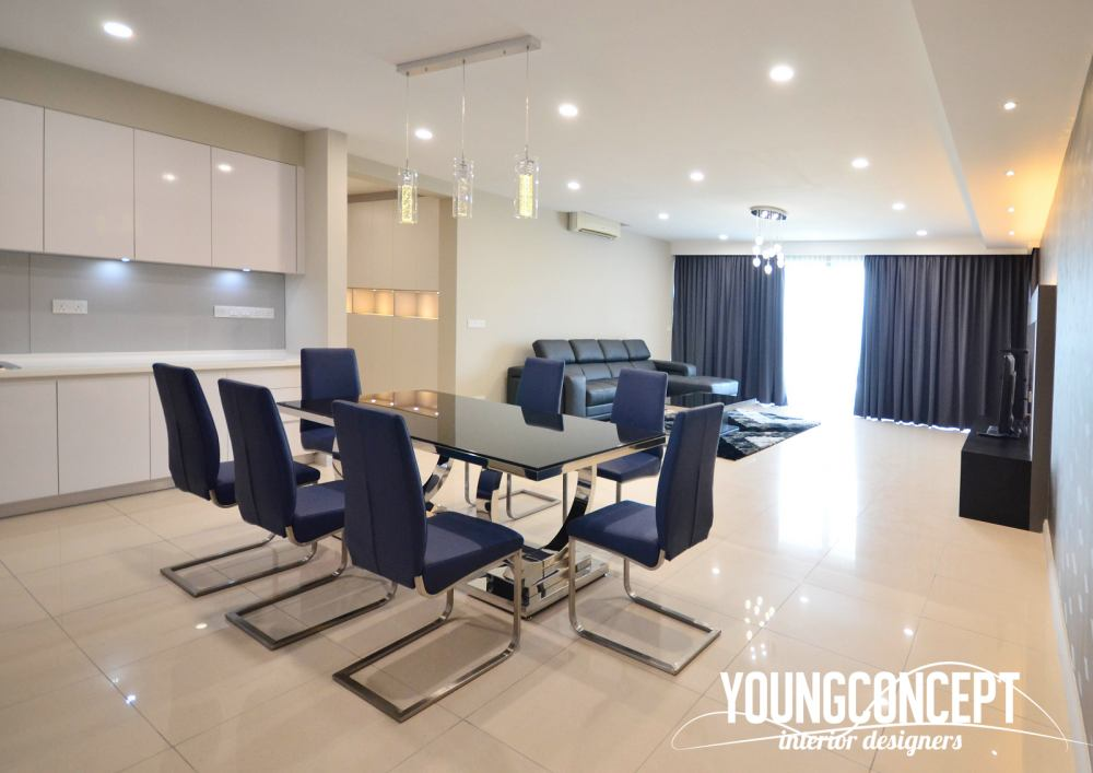 Condominium at Westside 2, Desa Park City by Young Concept Design