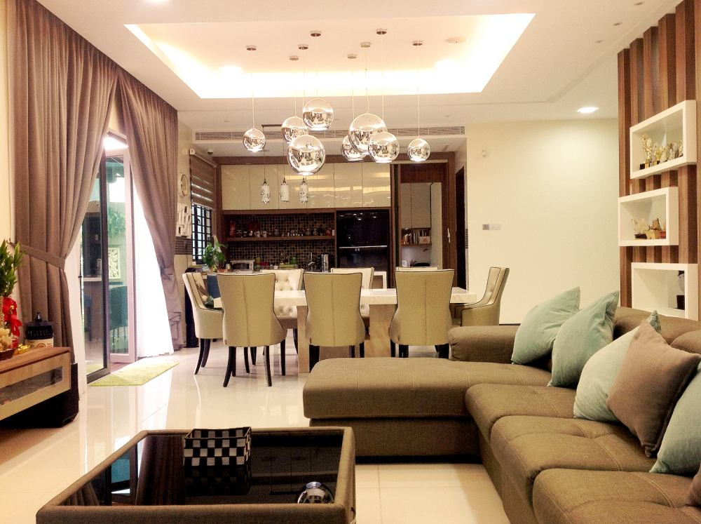 Bungalow in Bandar Kinrara by Furlab Enterprise