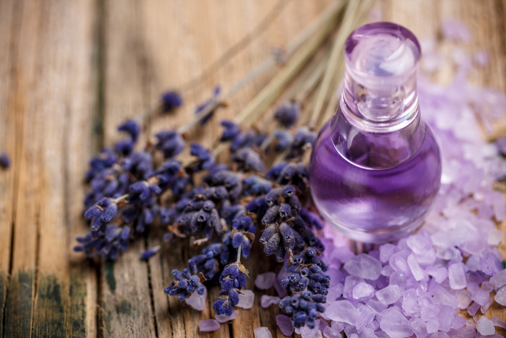 Aromatherapy scented oils help to encourage sleep. Source: vineveracosmetics.com