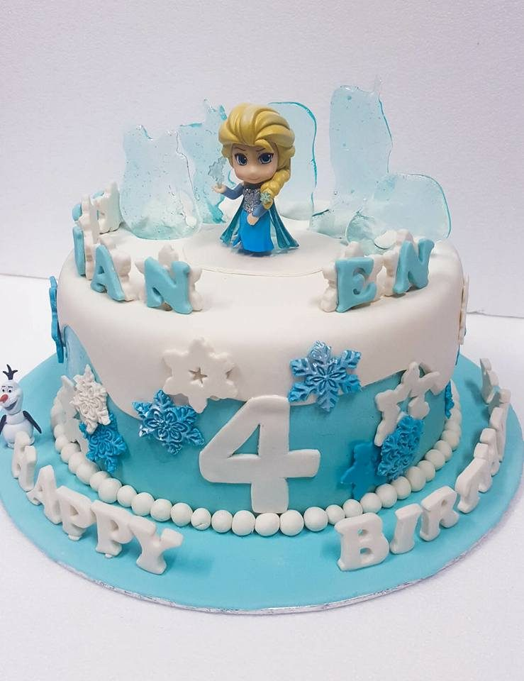 27 Unique Disney Princess Cakes You Can Order In Singapore