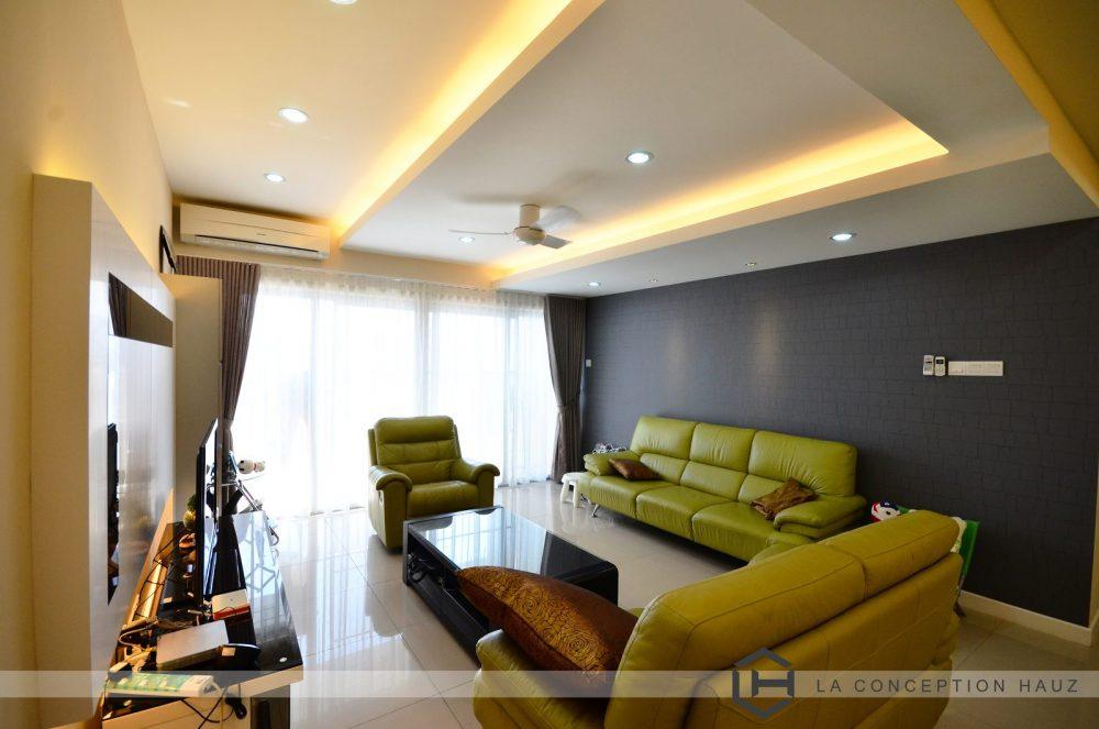 Condominium in ampang putra residency project by la conception hauz