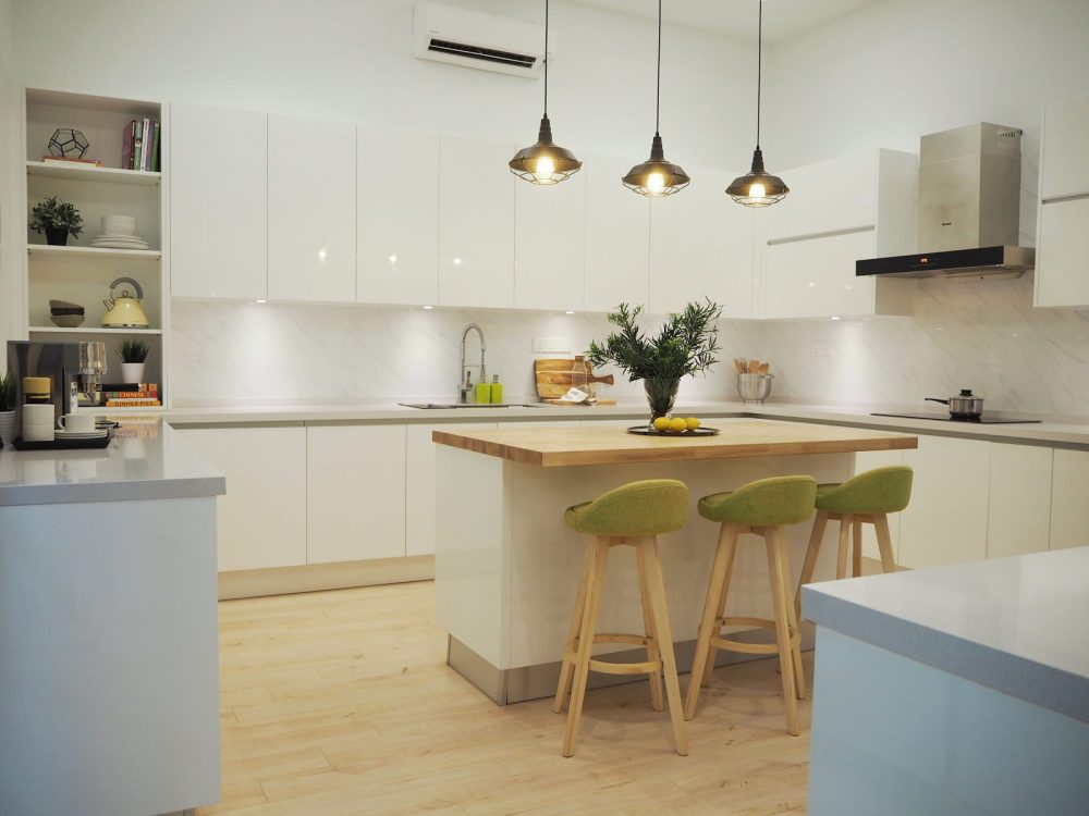 Scandinavian Kitchen Design By Meridian Inspiration