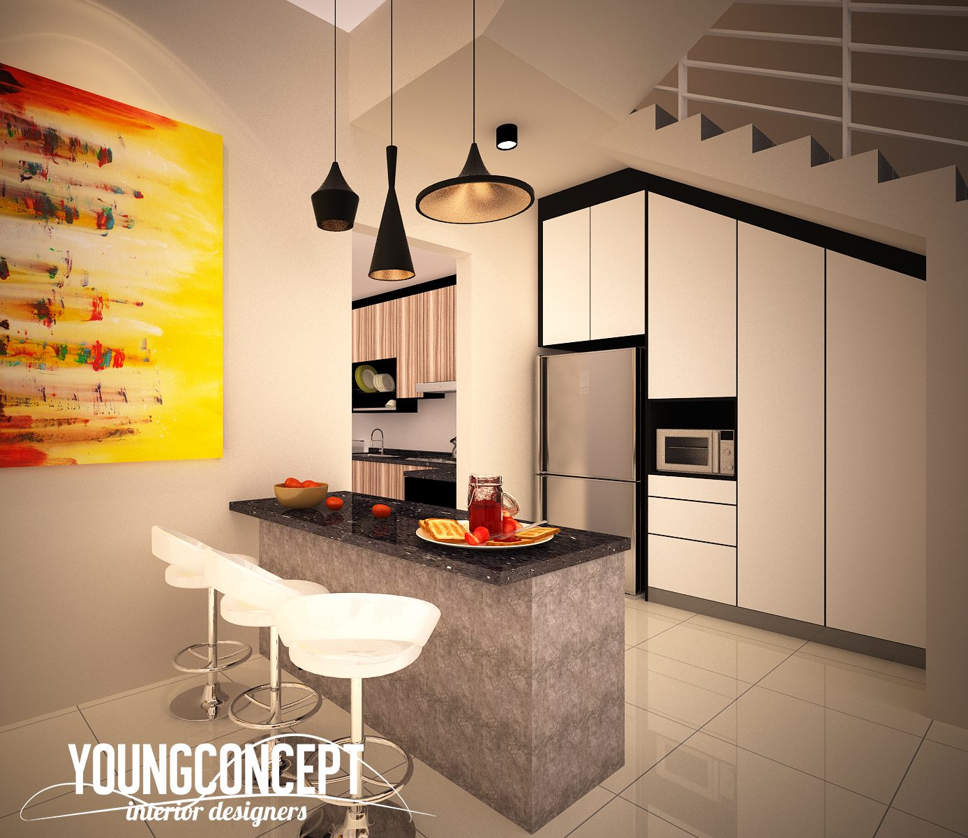 Malaysia Kitchen Cabinet Design: 50 Malaysian Kitchen Designs And Ideas