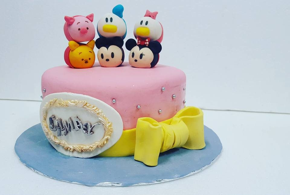 13 Tsum Tsum Cake Designs You Can Order In Singapore Recommend LIVING