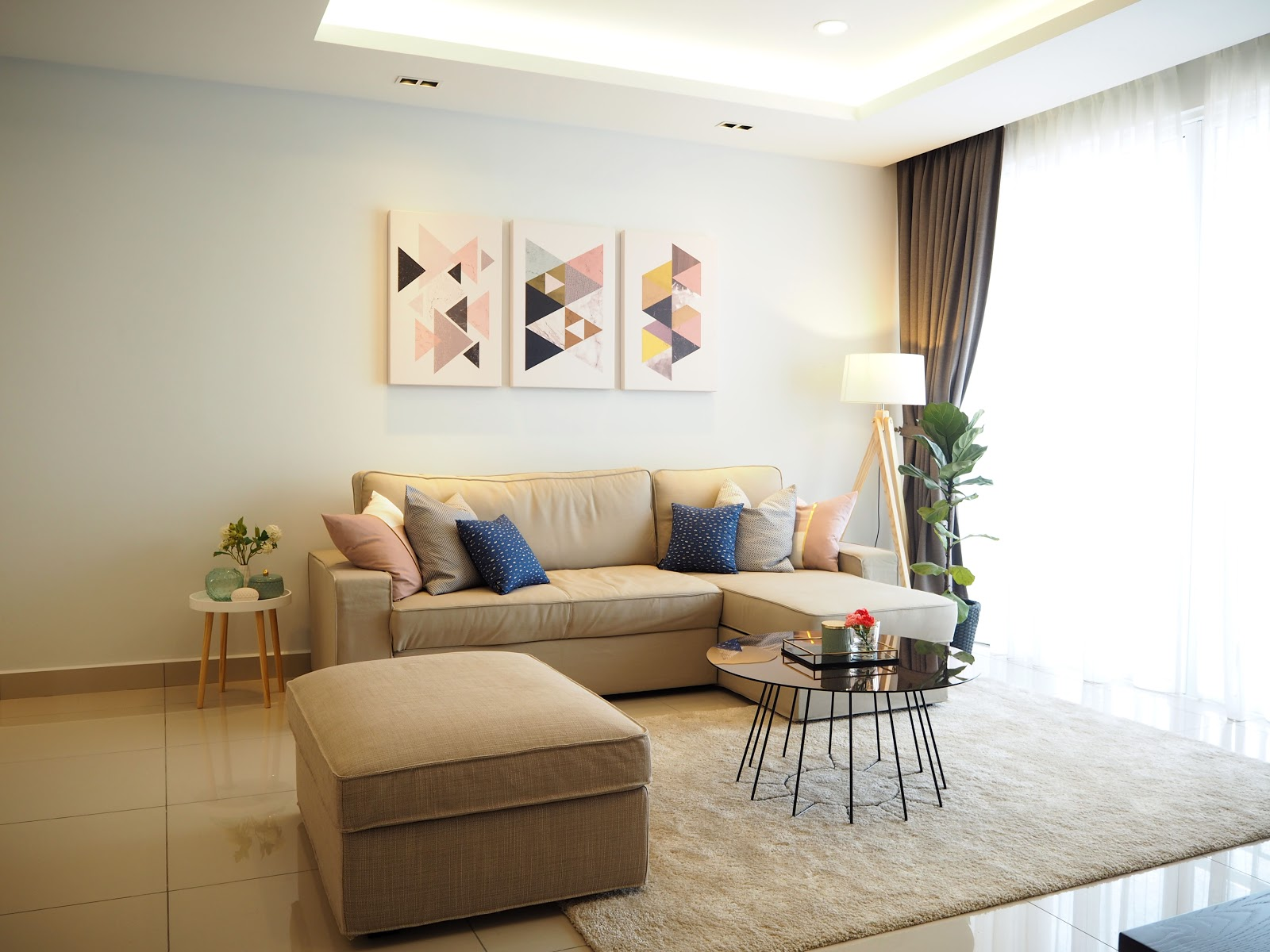 Condo in Cheras. Project by Meridian Inspiration