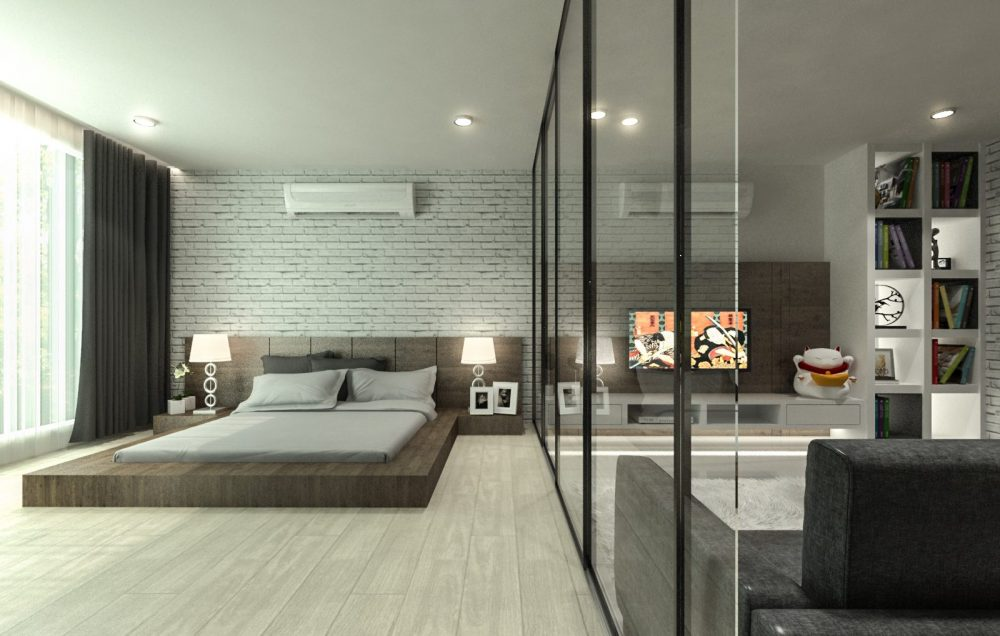 Condominium in Cheras. Project by: Neo In Design
