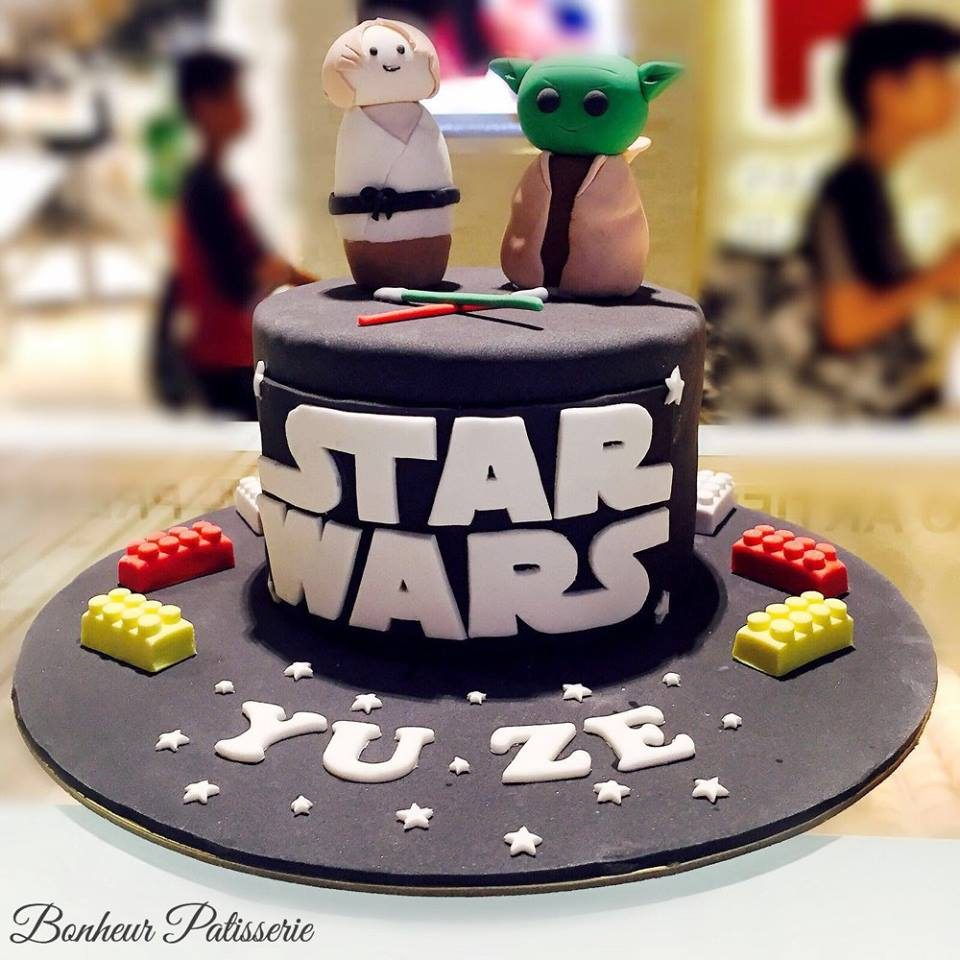 Star Wars Living Room Art: Star Wars Cakes You Can Order