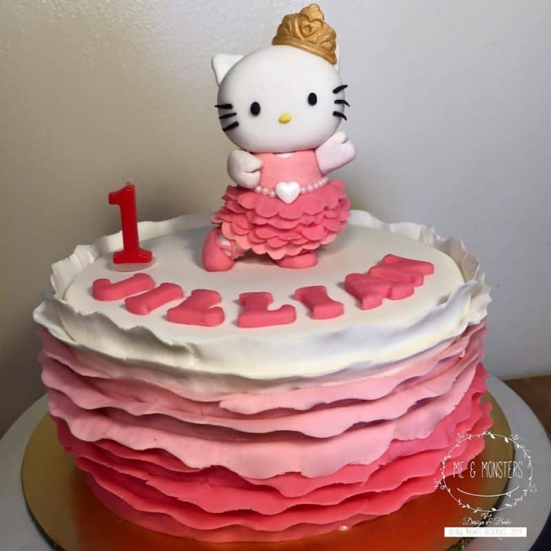 50 Hello Kitty Cakes Designed In Malaysia Recommend My Living