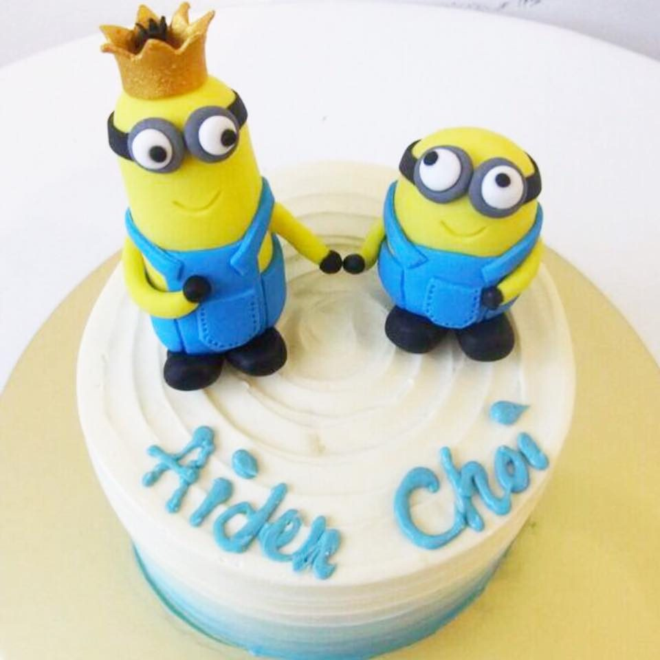 Where Can I Order A Minion Cake