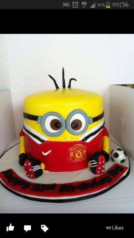 24 Minion Cake Designs You Can Order Right Now Recommendmy Living