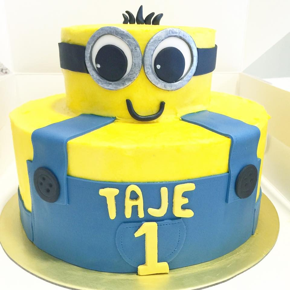 Marvelous 24 Minion Cake Designs You Can Order Right Now Recommend My Funny Birthday Cards Online Elaedamsfinfo