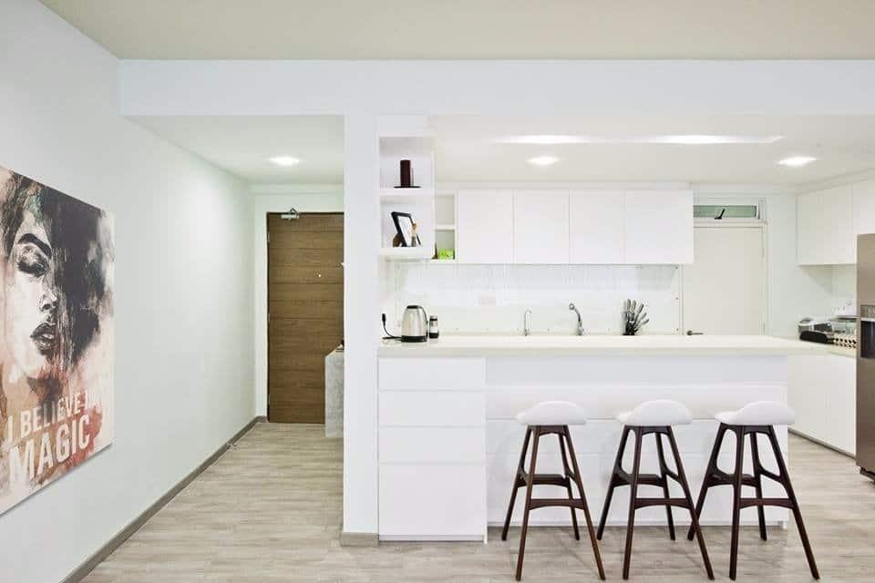 ikea vs custom kitchen